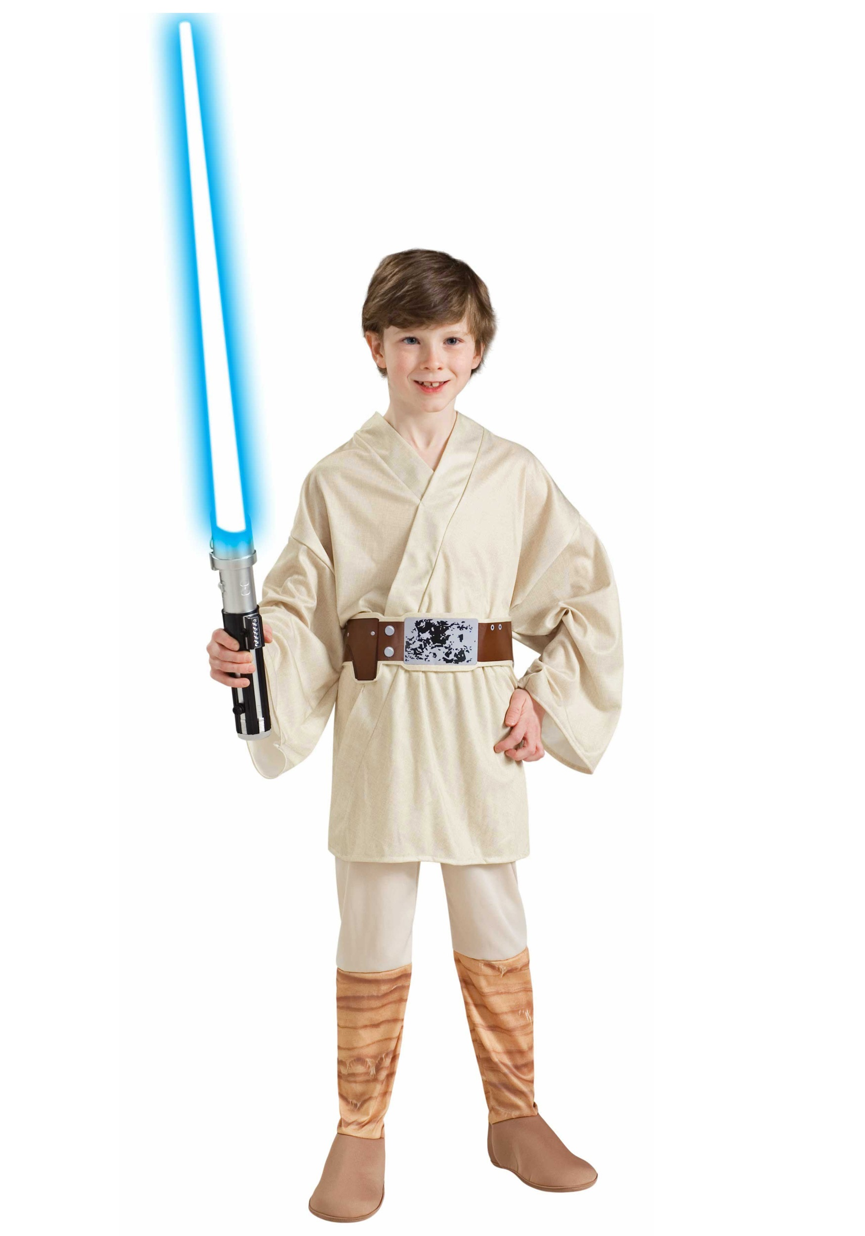 sc 1 st  Halloween Costumes EU & Kids Luke Skywalker Costume
