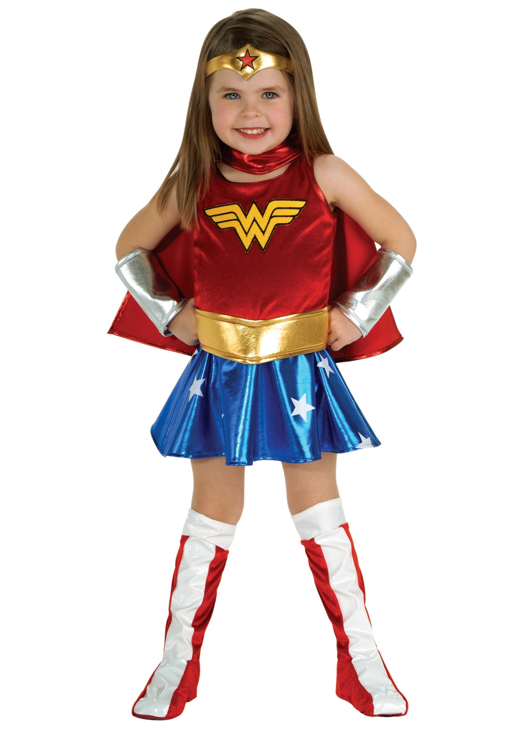 wonder woman toddler costume rh halloweencostumes eu Wonder Woman Halloween Costume Professional Wonder Woman Costume
