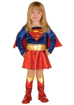 Supergirl Costume Toddler