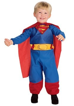 Infant / Toddler Superman Costume