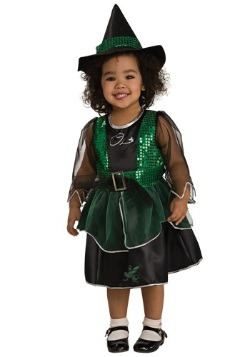 Toddler Wicked Witch Costume