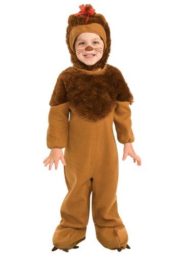 Infant Cowardly Lion Costume