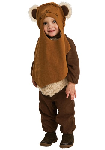 Toddler Ewok Costume