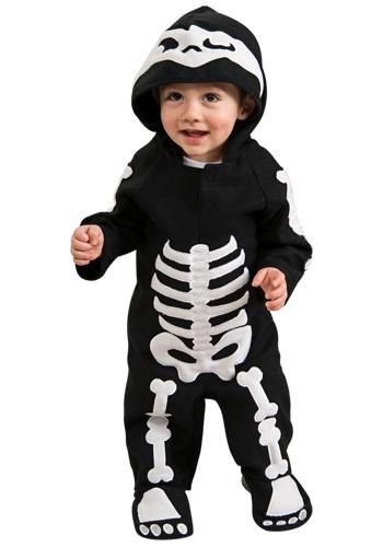 Infant / Toddler Skeleton Costume