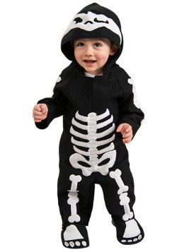 Infant / Toddler Skeleton Costume
