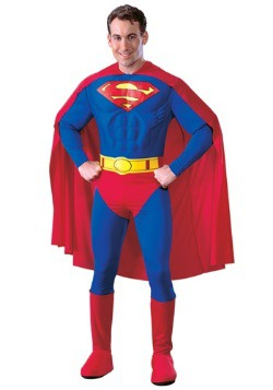 Adult Superman Movie Costume