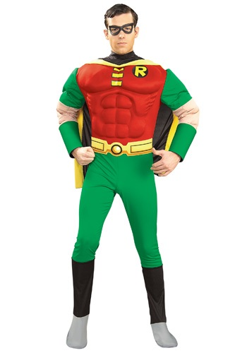Adult Robin Muscle Costume