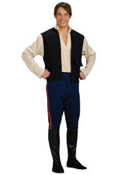 Adult Deluxe Han Solo Costume