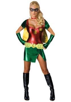 Robin Girl Sexy Costume
