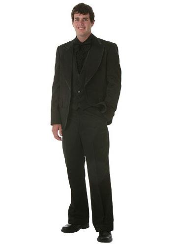 Men's Black Tuxedo