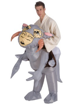 Adult Inflatable Tauntaun Costume