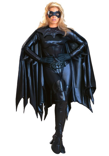 Adult Authentic Batgirl Costume