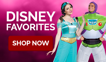 Disney Costumes for Adults and Kids