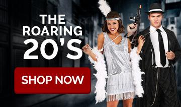 Roaring 20s Costumes